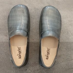 Alegria slip on shoes size 41 euro, 11 US